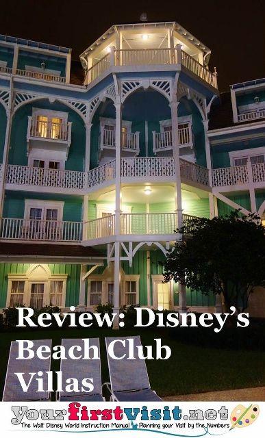 Review: Disney's Beach Club Villas