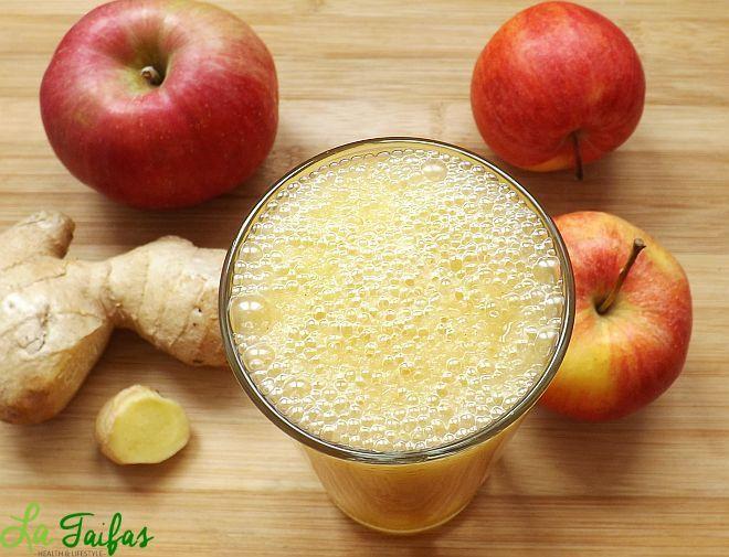 Suc de Măr, Ghimbir și Scorțișoară