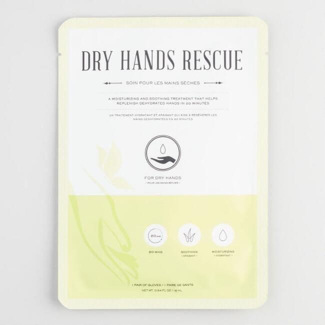 Kocostar Korean Beauty Dry Hands Rescue Gloves Set of 2 | World Market