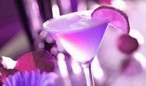 Purple Goddess Cocktail