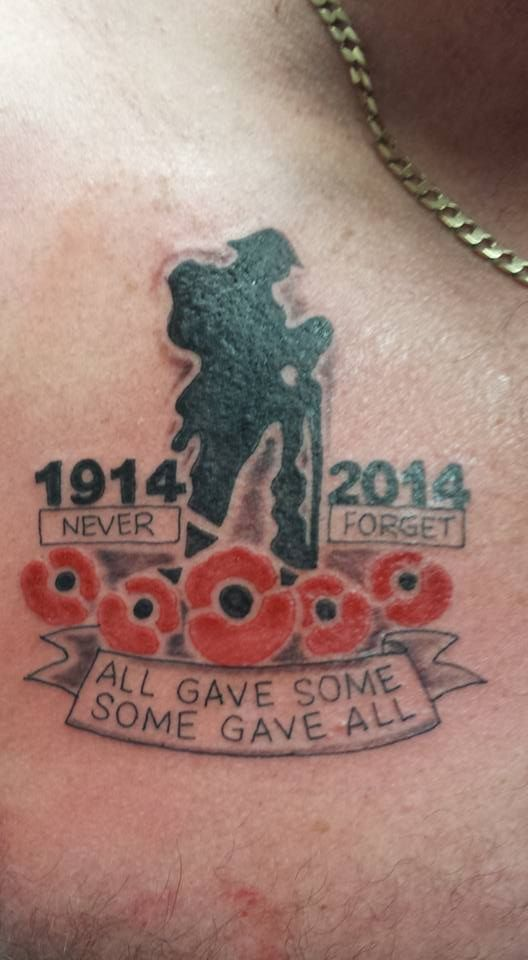 19 best tattoo images on pinterest poppies remembrance day and remembrance day pictures. Black Bedroom Furniture Sets. Home Design Ideas