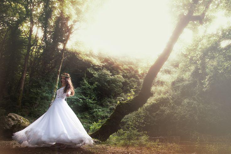 #bridalshooting #nature #trees #akiszaralis