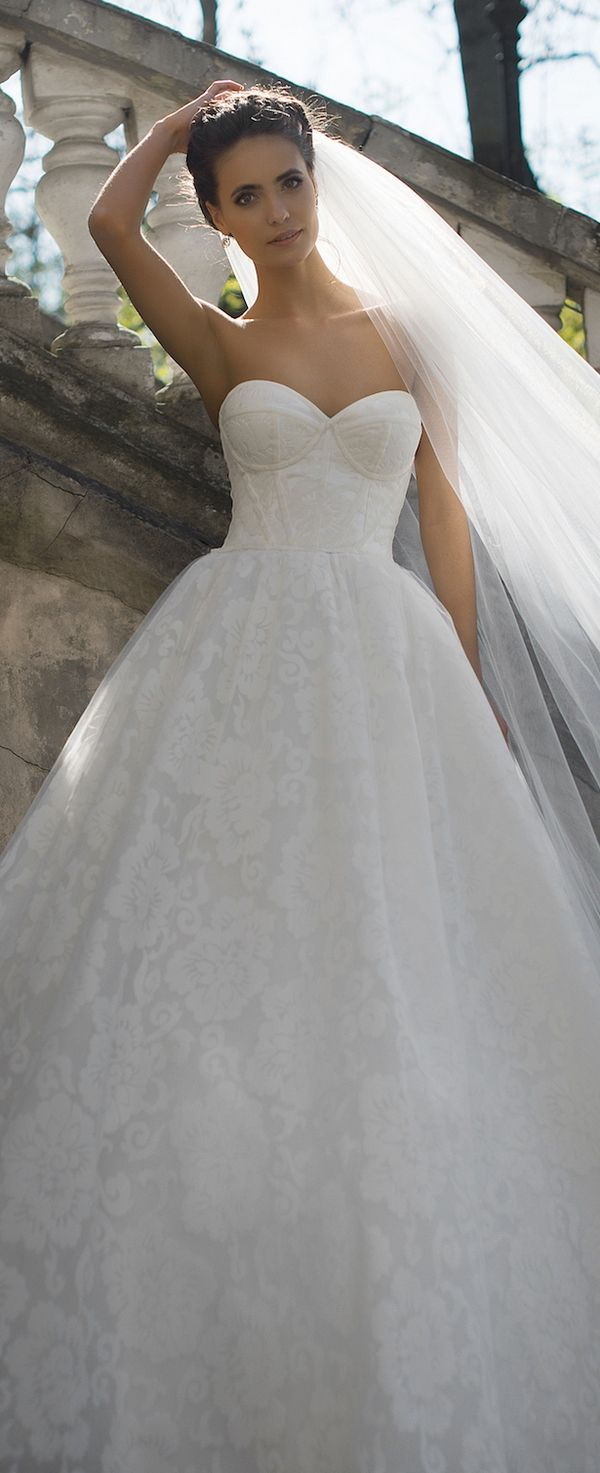 milla nova 2016 bridal wedding dresses / http://www.deerpearlflowers.com/milla-nova-wedding-dresses/9/