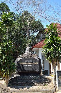 Taman Purbakala Cipari, Kuningan, West Java