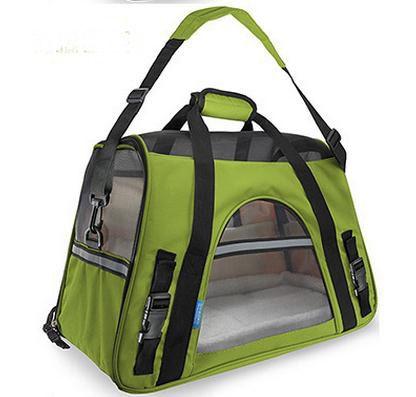 Zehn Farbe Mode Bewegung Umhängetasche pet-träger Tasche Aus Paket Tragbare Hund Katze pack Packsack Rucksack Hund Liefert