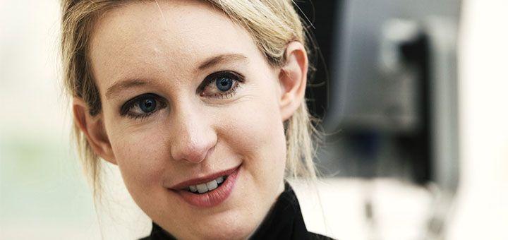 «Стив Джобс в юбке»: Самая молодая женщина-миллиардер и её прорыв в медицине - http://pixel.in.ua/archives/13401