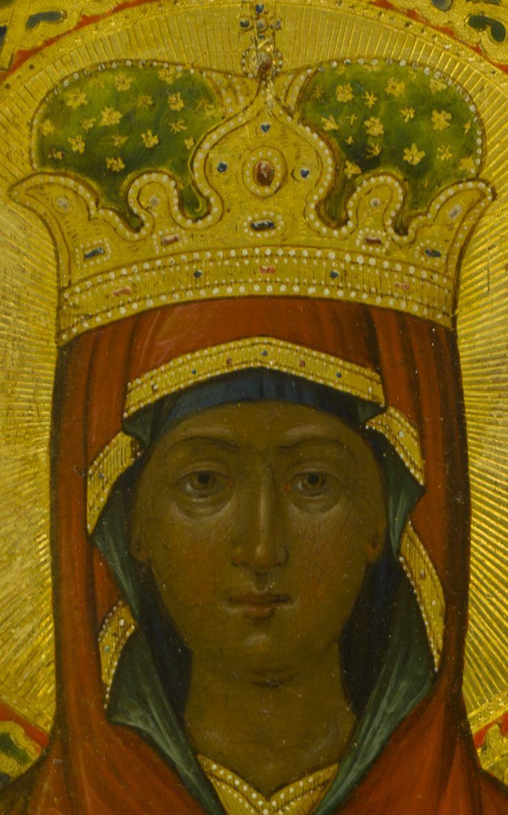 Святая Параскева, Параскева пятница, икона, старинная икона, антикварная икона, икону купить,