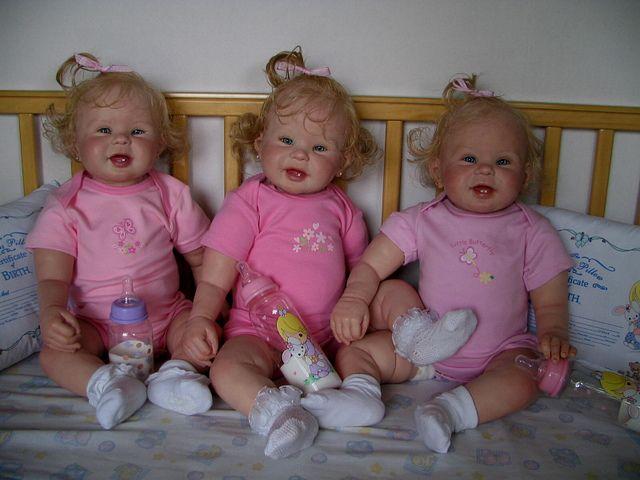 Copy_of_9-3_052   Flickr - Photo Sharing! Sweet triplet dolls