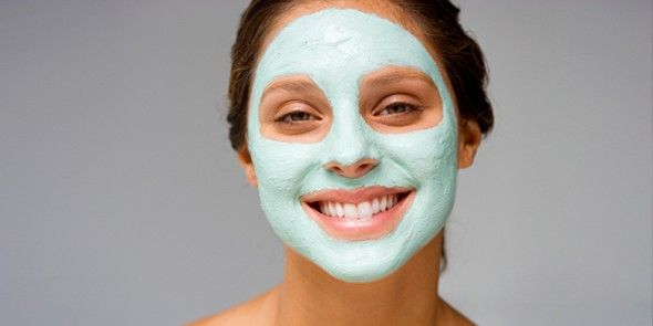5 #DIY Facial Masks for Clear Skin! #ProjectInspired #Acne
