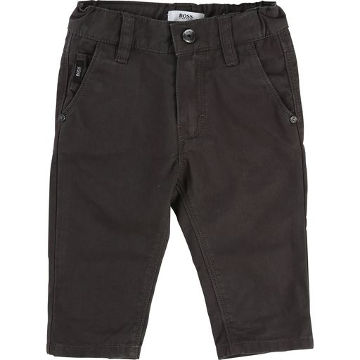 Pantalon+gris+foncé