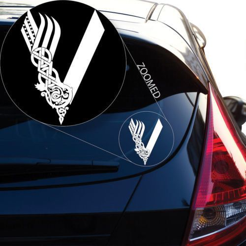 Best Cool Shit Images On Pinterest History Channel Ars - Back window stickers for trucksamazoncom ragnar lothbrok vikings rear window decal graphic