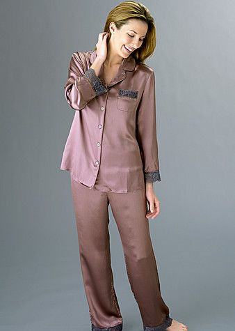 Petite Sleepwear | home sleepwear pajamas pjs pants sleep in silk pajama petite