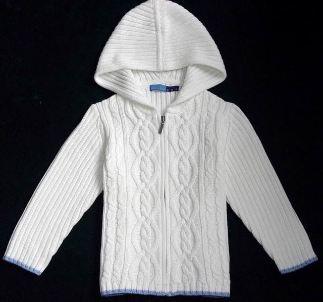 Jachete tricotate - Tricotaje pentru bebelusi si copii