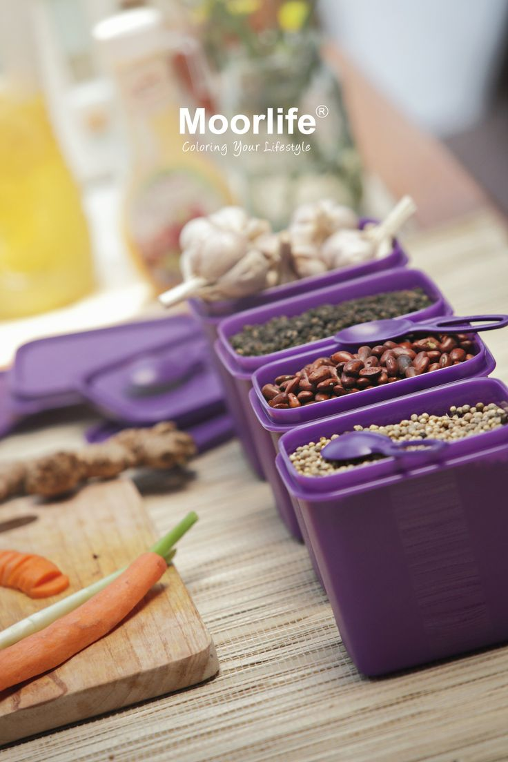 """Spice & things""  Plastic container by: Moorlife Photo by: http://www.behance.net/pandurajendra2184"