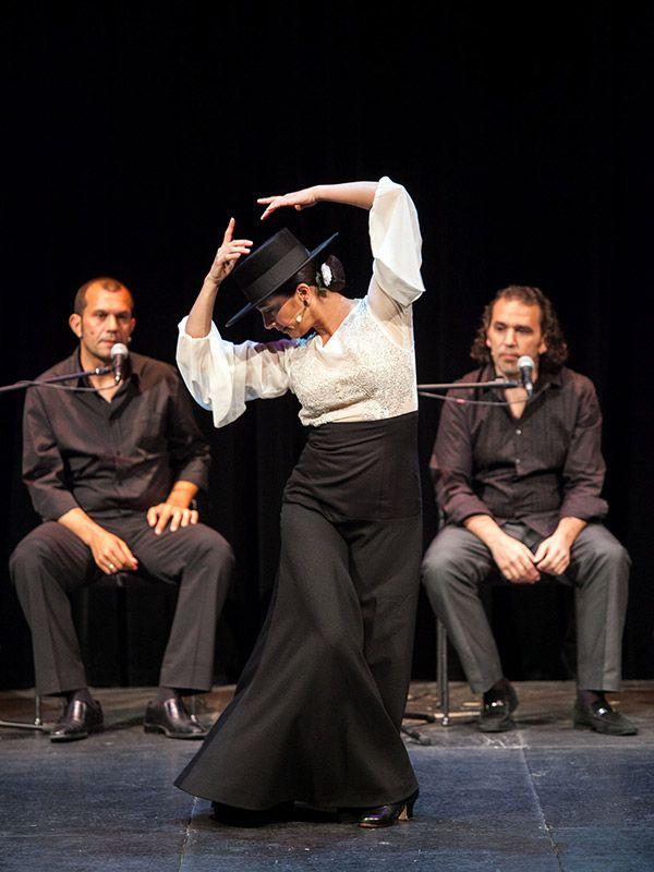 Ángeles Gabaldón - Jueves flamencos Cajasol