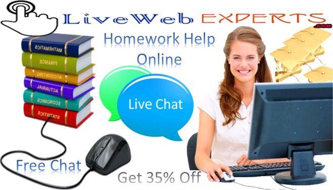 Homework help online chat