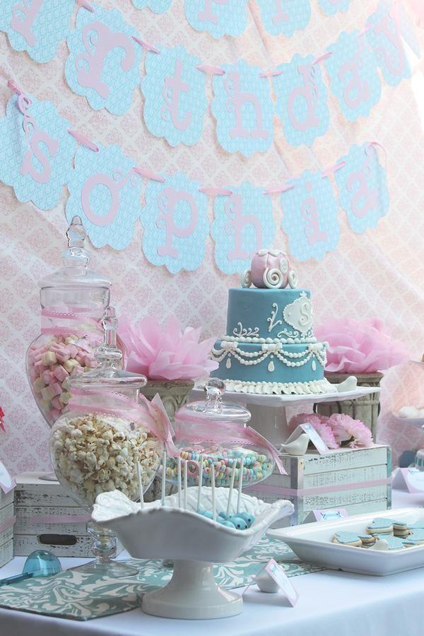 Disney Princess Party Cinderella