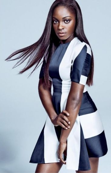 Rising Tennis Star Sloane Stephens by Sebastian Kim for W Magazine August 2013.