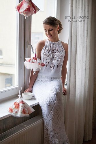 Ravelry: Ligvita's Lace dress