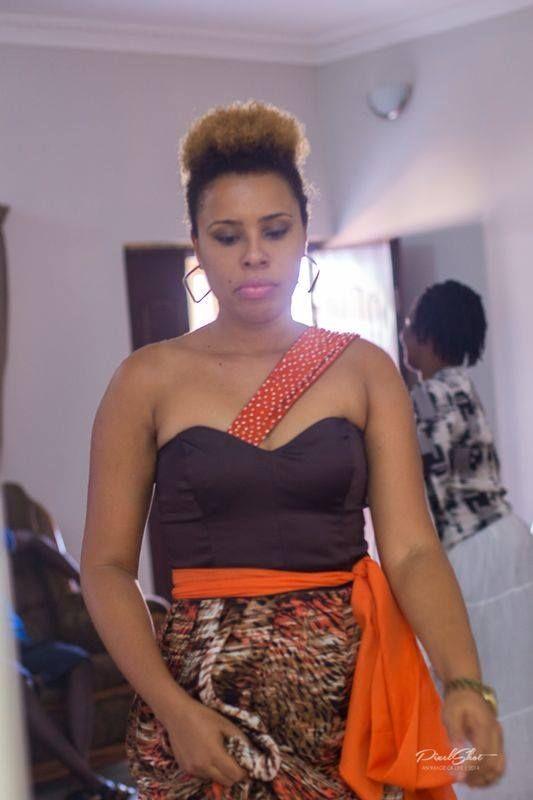AfriqUniq clothing on facebook.