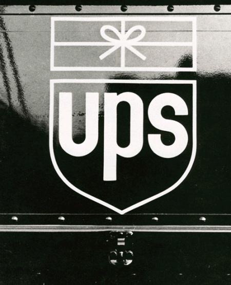 Paul Rand, UPS logo