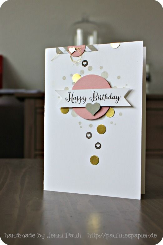 Geburtstagskarte…. (via Bloglovin.com )
