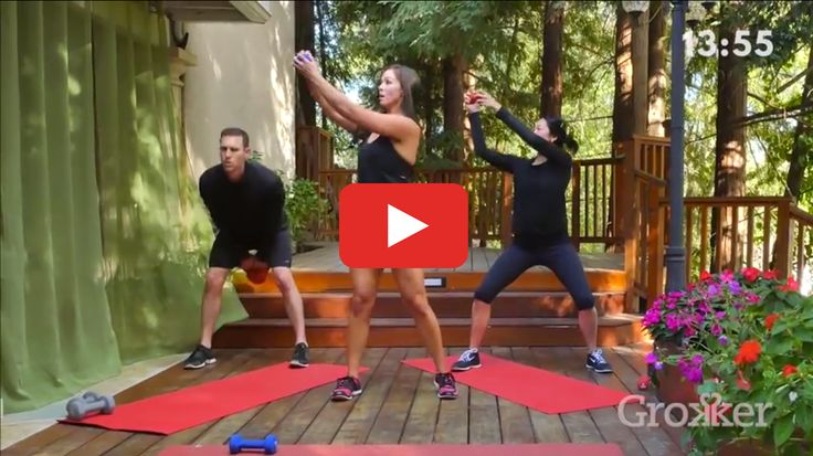 Grokker HIIT Supersets Video Feature #fitness #bodyweight #workout