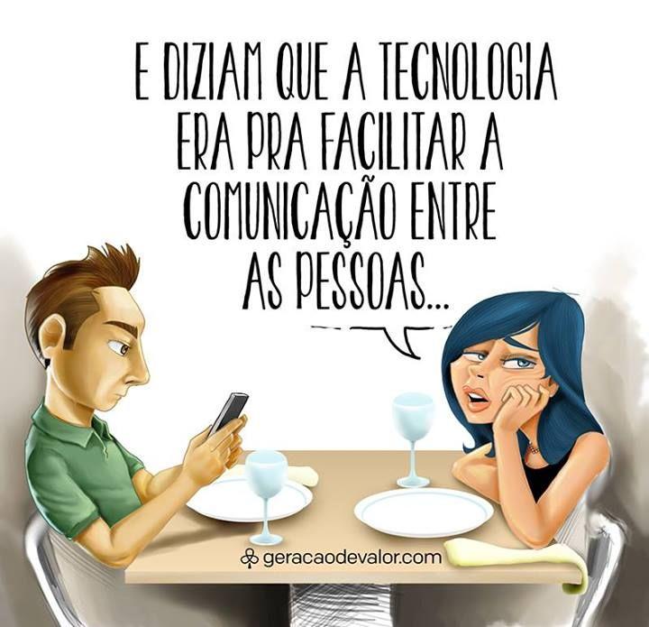 TECNOLOGIA CONTRA A PALAVRA - Poemas de relacionamentos   Luso-Poemas ...