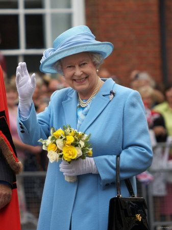 Queen Elizabeth II  HAPPY 60TH YEAR AS QUEEN!