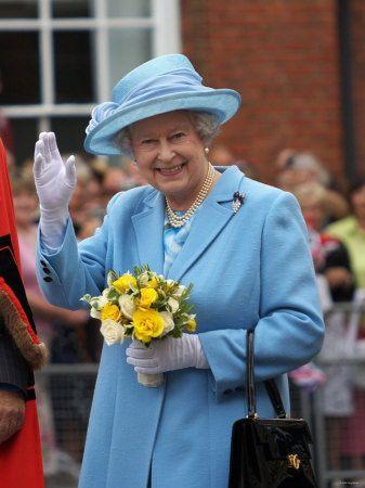Queen Elizabeth II  HAPPY 60TH YEAR AS QUEEN!