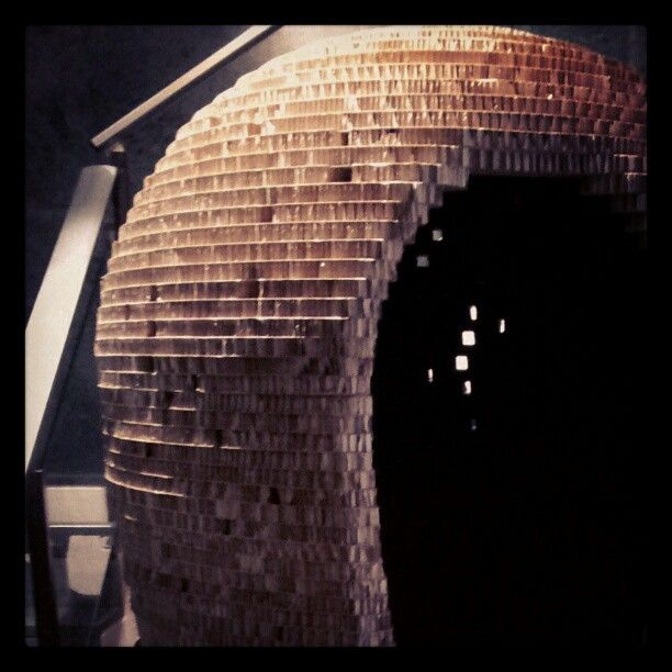 Porta Venezia in Design reallyinteresting... @czechrepubliccenter #milandesignweek
