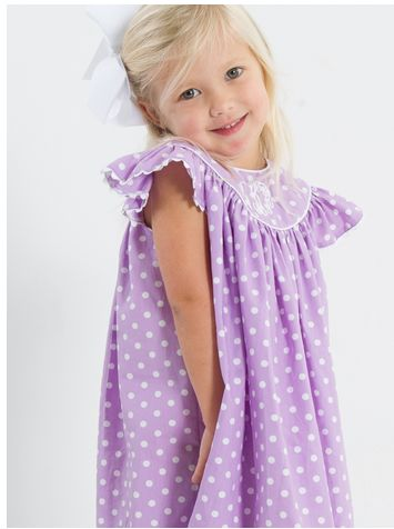 My Favorite Little Girls #Easter Dresses//  Hmmmmm...  Could I figure out the top of this??  I love a float dress!!!