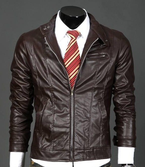 1000  ideas about Cheap Leather Jackets on Pinterest | Men's ...