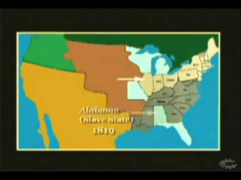 a history and effects of the missouri compromise of 1820 America's best history from sea to shining sea united states history timeline, the 1820's, the missouri compromise and the monroe doctrine, includes the top events of each year of the.