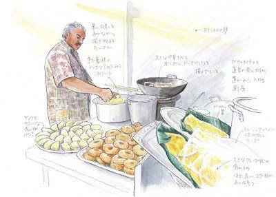 インド料理店 - マレーシア 国際交流物語
