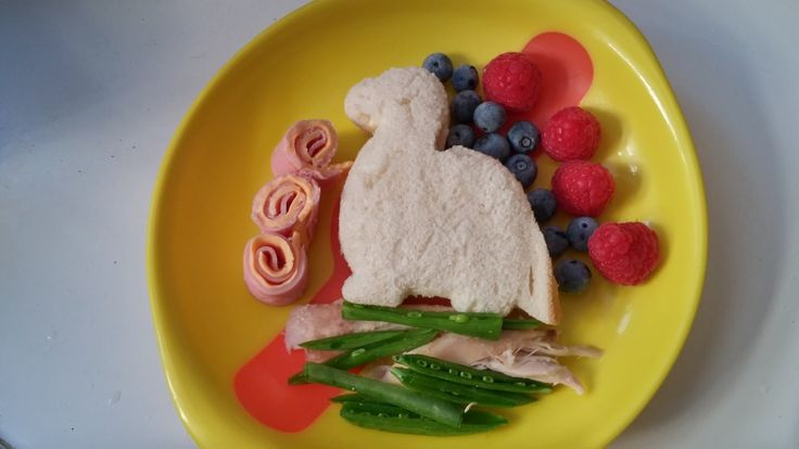 Hungry Hubby And Family: Toddler Lunch