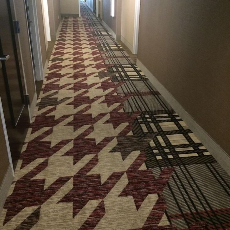 Wilton Carpets Havana: Classic Patterns Like Houndstooth