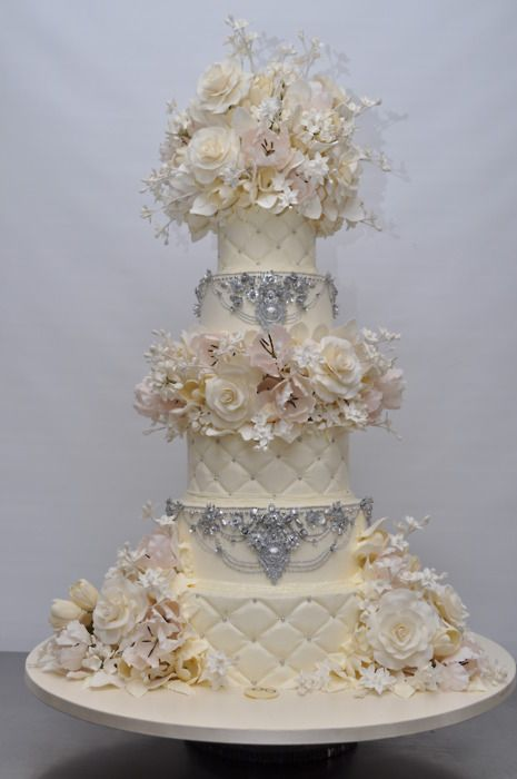 Cake by Sylvia Weinstock #cakes #cake #food