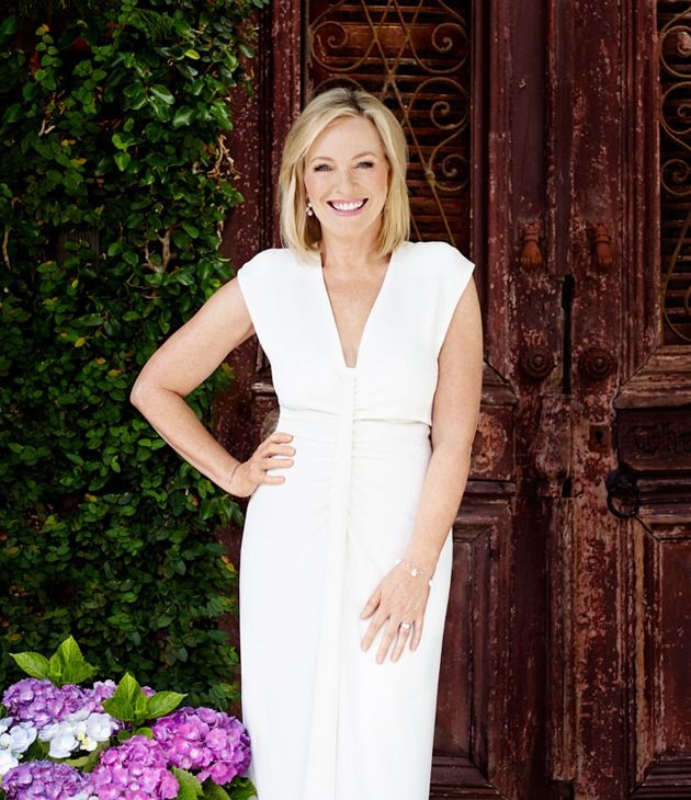 """""""You can only really look after others when you look after yourself,"""" says actress Rebecca Gibney. Photo: Michelle Holden"""