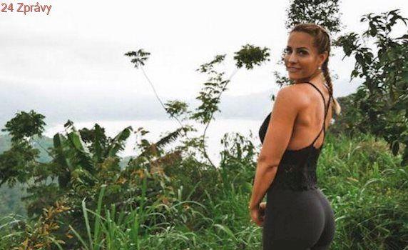 Tragická smrt známé fitness modelky: Zabila ji explodující šlehačka