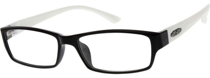 2487 Flexible Plastic Full-Rim Frame