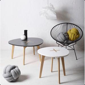 Chango knudepude fra OK Design er en pude, der inspirerer til leg og kreativitet.