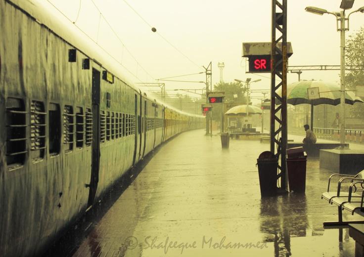 Shoranur Jn. Railway Station