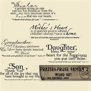 Christian Family Quotes For Scrapbooking Bing Images Card