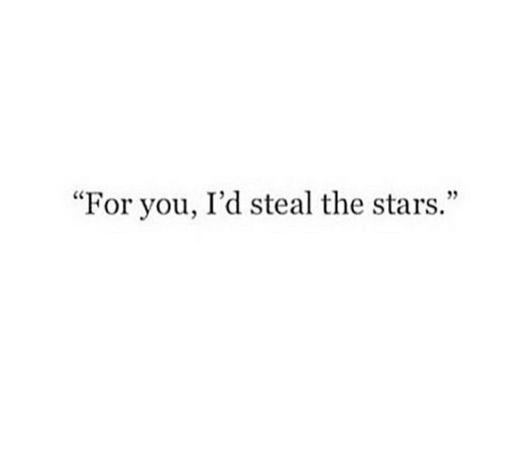 For you, I'd steal the stars//InshaalKhizar