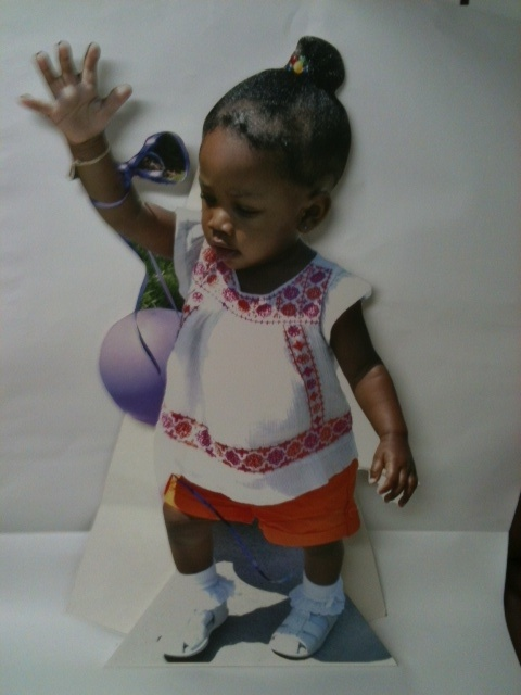 "make your kids photos life size & life like from 16"" to 84"" tall at the one & only www.lifesizephotostandups.com"