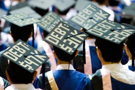 Have student loan debt? Student loan debt has increased 511% since 1999.  We need a solution to the student loan problem!