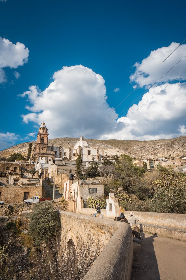 Last weekend I took a trip to Real de Catorce a Mexican ghost-town and the closest thing to an actual real-life Westworld there is! http://ift.tt/2DcKS9Y