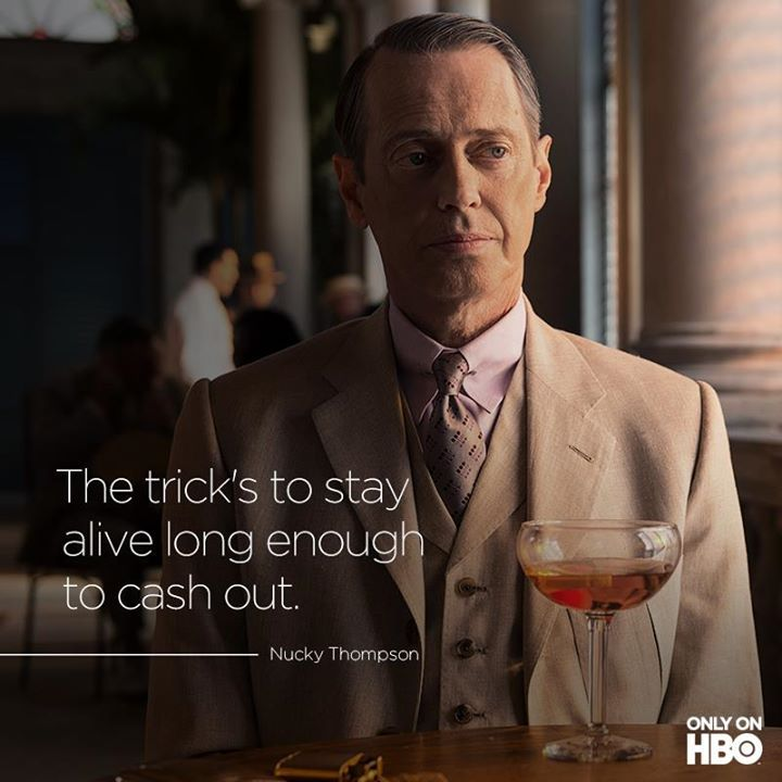 The End To Boardwalk Empire Is Coming -Video