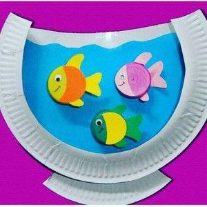 aquarium craft idea (1)